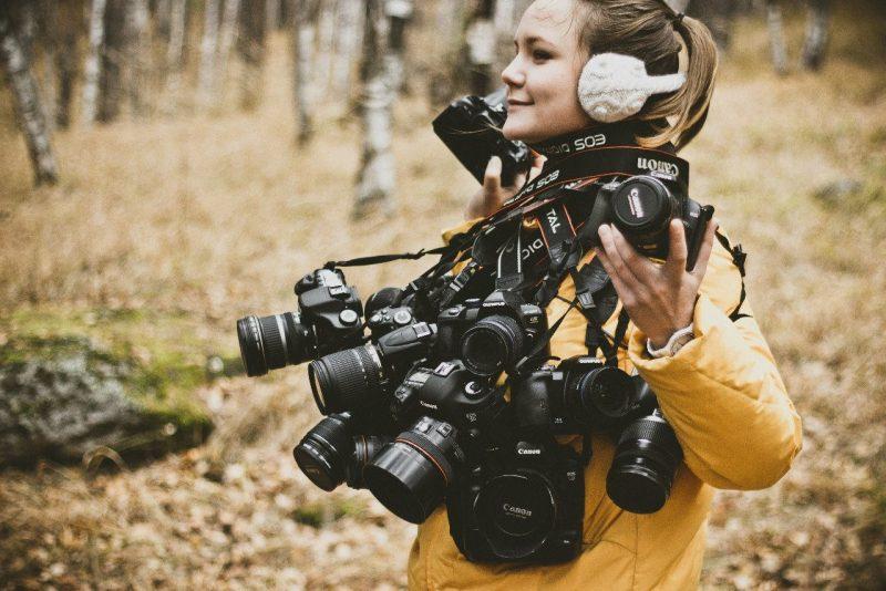 Сколько зарабатывают фотографы и как начать зарабатывать начинающему фотографу
