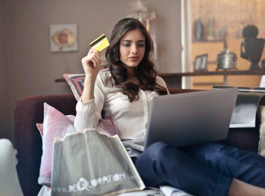 Пополнение баланса с помощью банковской карты